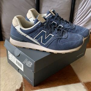 New balance shoes!